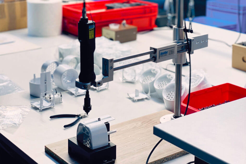 Forschung & Entwicklung CellGenius