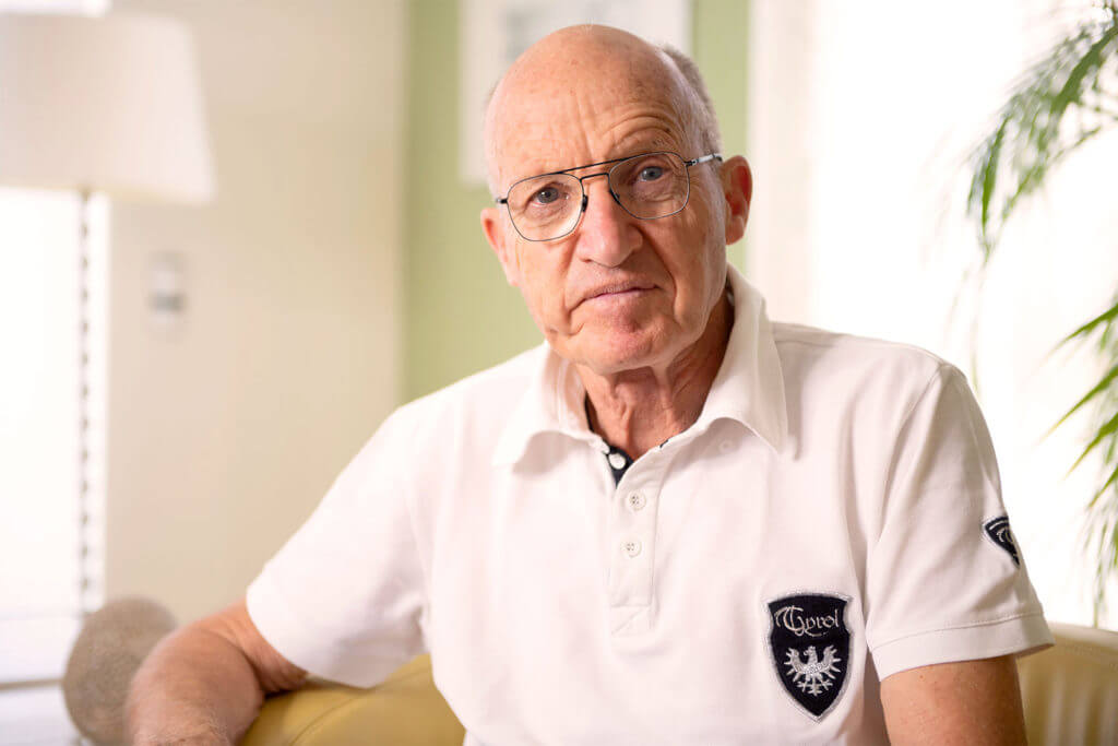 Luis Schwarzenberger - Gründer CellGenius