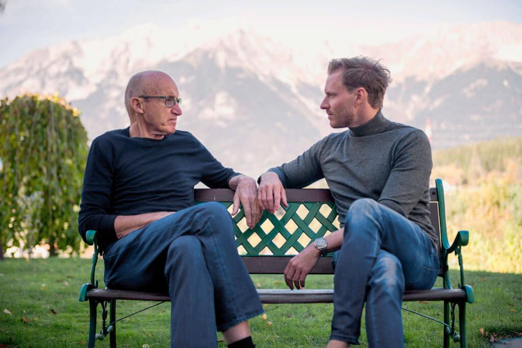 Über Uns: Luis und Leon Schwarzenberger von CellGenius