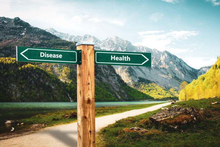Was ist essenziell für ein gesundes Leben?