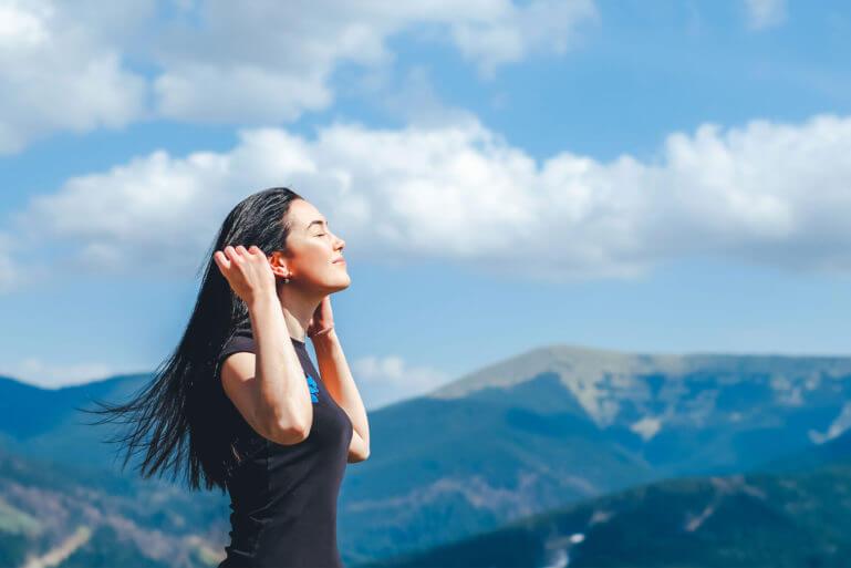 Wie sich Stress wegatmen lässt