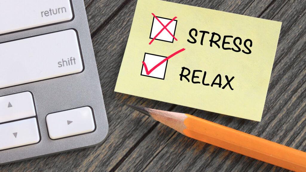 Anti-Stress-Rituale