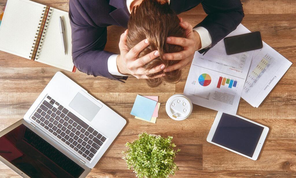 Dauerstress und seine Folgen