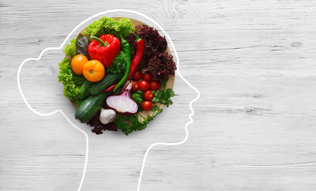 Gesunde Ernährung gegen Stress