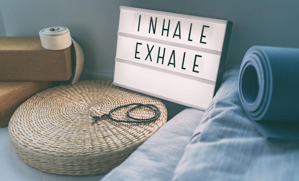 Richtige Atmung - Wie sollte man am besten atmen?
